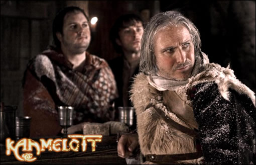 Perceval et Karadoc forme un duo de choc !