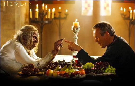 Uther a un coeur, et cette ogresse va en jouer (le pauvre ! ^^)