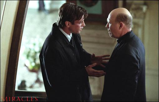 Paul discutant avec Poppi et lui faisant part de ses doutes