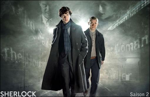 La série 2 de Sherlock, ce soir sur France 4
