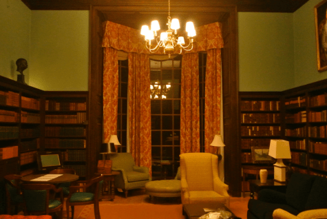 Restoration in the Gardner Room