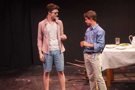 Students Direct, Perform in Play Festival