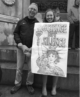 Groton students join the March for Science