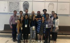 Groton students and faculty at SDLC and PoCC.