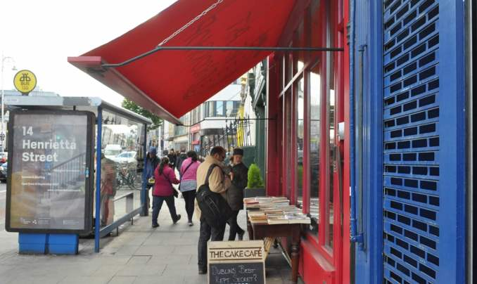 The Last Bookshop opened in November last year. Image credit: Stine Ødegård
