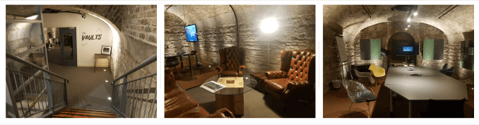Dogpatch Lab Dublin - The Vault, Photographs: Vivien Berger