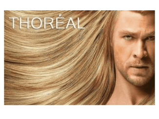 Meme L'Oréal and Thor