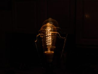 Light bulb - Matthieu Dumas
