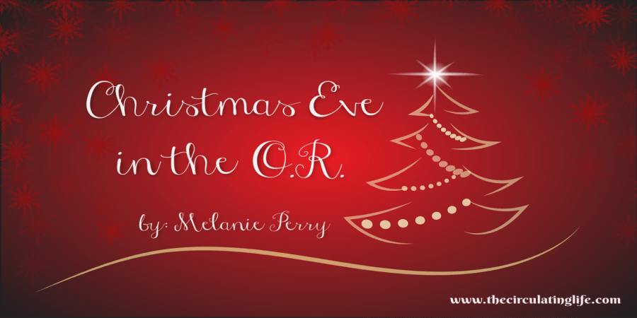 Christmas Eve Poem.Christmas Eve In The O R The Circulating Life