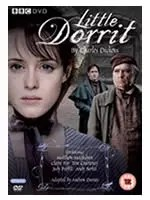 DVD cover from the 2008 BBC adaptation of Little Dorrit.