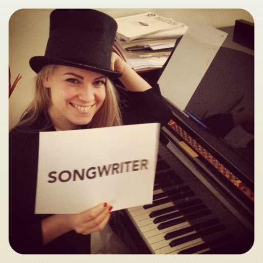 SONGWRITER EVA