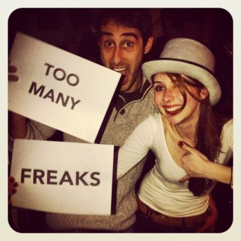 TOO MANY FREAKS