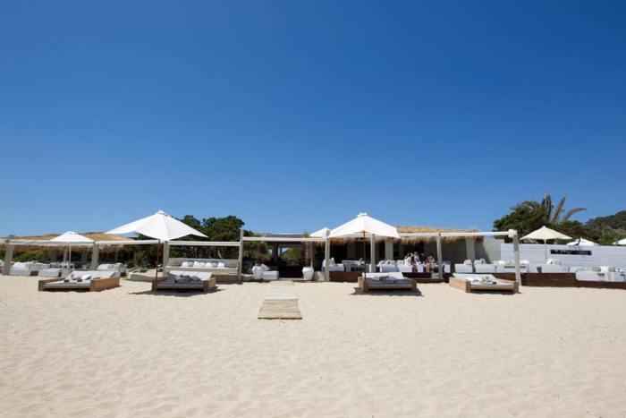 De leukste stranden en beachclubs op Ibiza