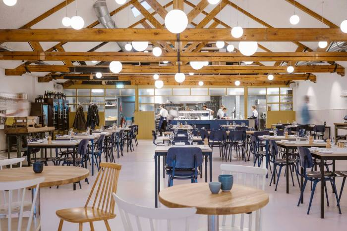 Nieuwe restaurants in amsterdam the citizen for Nieuwe restaurants amsterdam