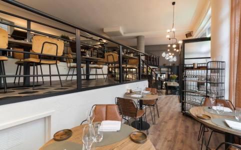 Restaurant 6&24 in Den Haag