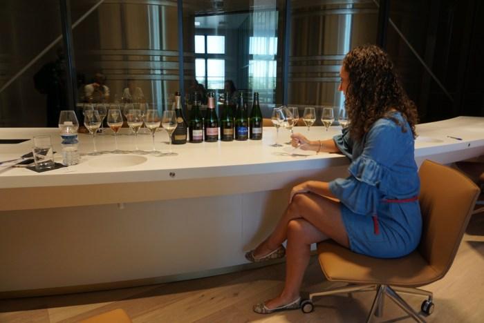 Proeven, eten en slapen in de Champagne