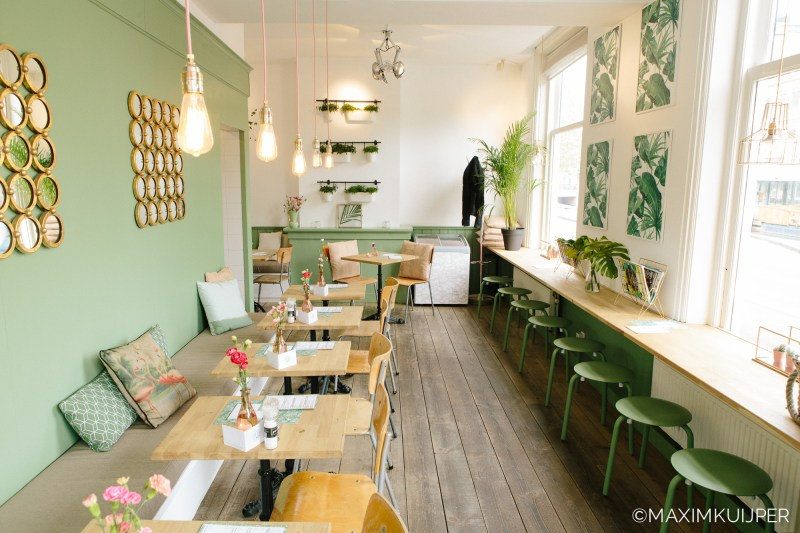Lekker lunchen in Den Haag