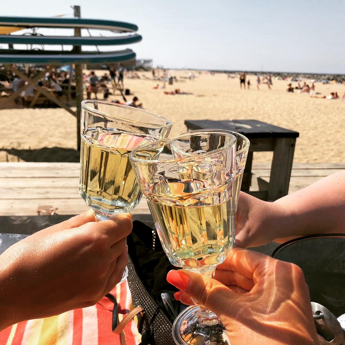 De leukste strandtenten van Nederland