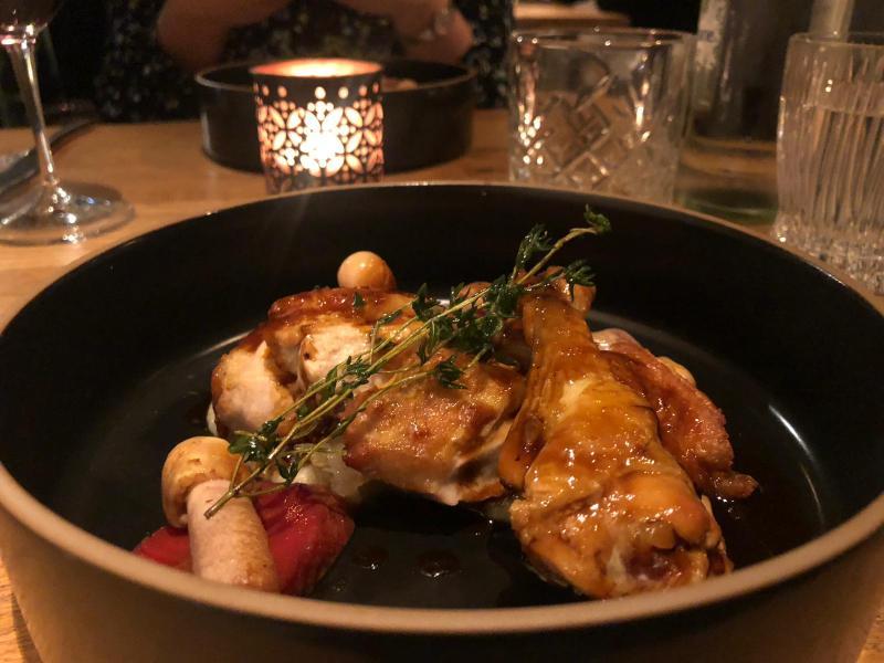Café Bistro Jules: Franse sferen in Den Haag