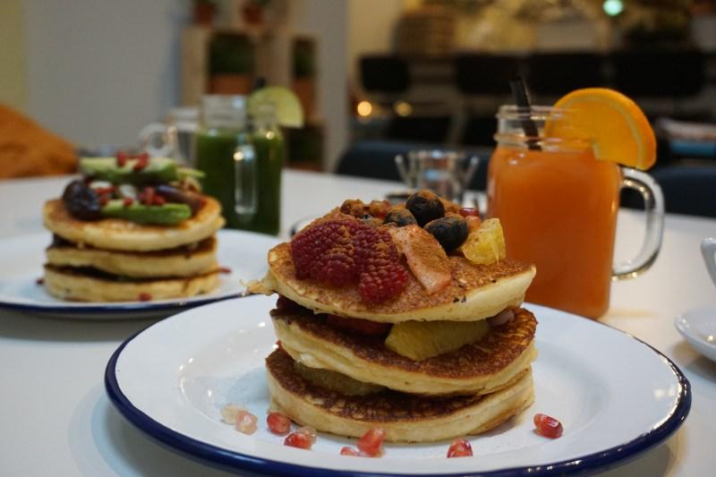 Brunchen bij Madam Pancake