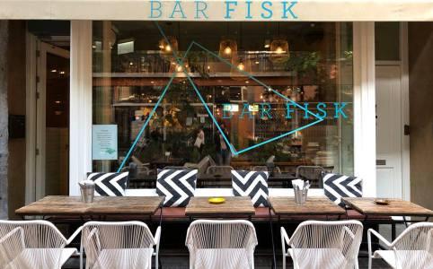 Bar Fisk: Tel Aviv-style in de Amsterdamse Pijp
