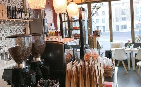 Koffiebars in Den Haag