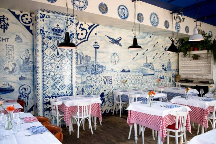 Restaurants in Rotterdam