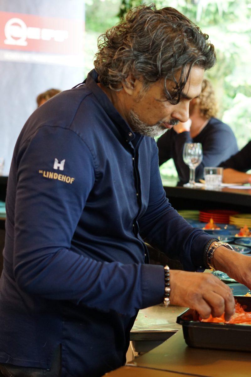 Chef's Table met Soenil Bahadour van De Lindehof in Nuenen