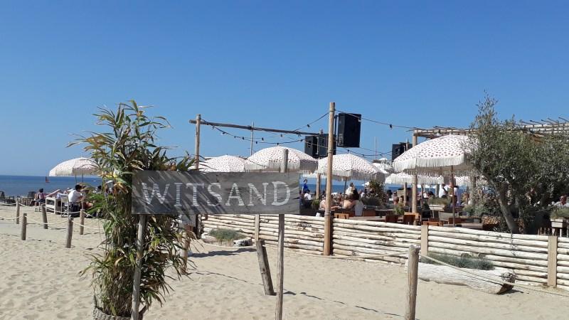 Strandclub Witsand in Noordwijk aan Zee