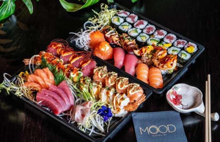 De beste sushi van Rotterdam