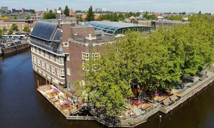 De leukste Corona-proof terrassen in Amsterdam 2020