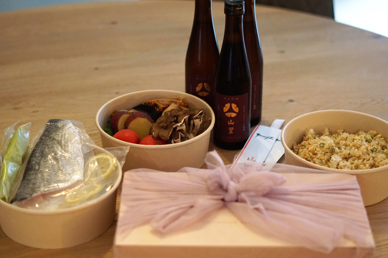 Okura at Home. Japanse gerechten van Yamazato en Sazanka voor thuis