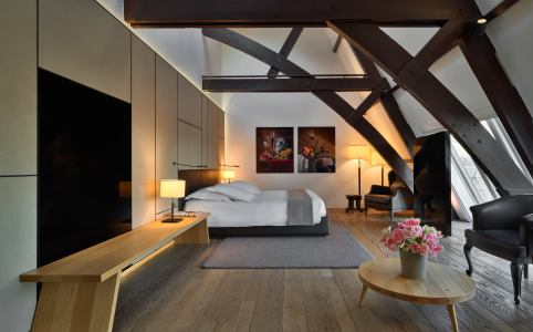 Staycation in Amsterdam. Top hotels met goede restaurants