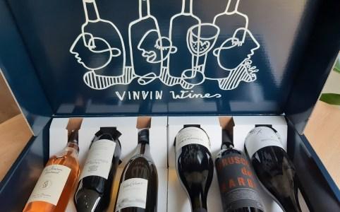 VINVIN Wines. Het nieuwe exclusieve online wijnplatform