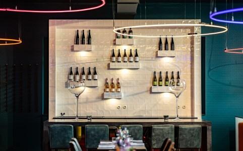 Het nieuwe restaurant Daalder in Amsterdam West