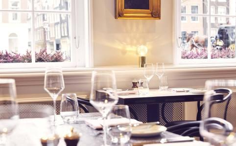 Restaurant Jansz. heeft een nieuwe chef: Arnout van der Kolk