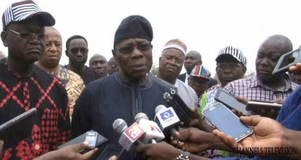 Image result for Don't reinforce failure by re-electing incompetent government - Obasanjo warns Nigerians