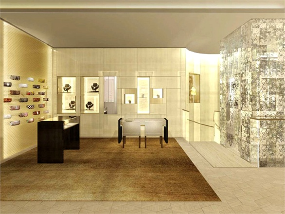 Special Edition Of Watches For The New Fendi Boutique In