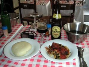 nigerian food at Christmas