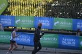 Recording the finish