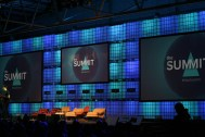 The Web Summit Main Stage