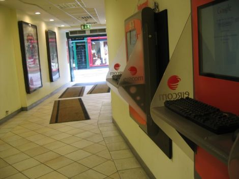 Eircom will be the first company in Ireland to offer services in mobile, phone, broadband and TV. Image by: vivido