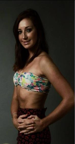 Dervla is a motivated young woman who is trying to achieve a body image that promotes healthy and clean living.