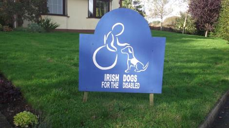 Irish Dogs for the Disabled, Blarney, Co. Cork - Image by Anne Stewart