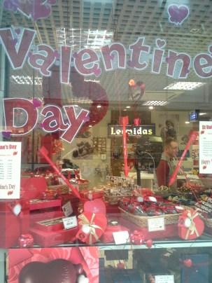 Leonidas Chocolate Shop. Jervis Street,Dublin. Photo by Maria Degois