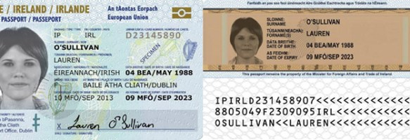 Front-and-back-of-sample-irish-passport-card-678x214px