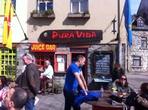 Pura Vida, Quay Street, Galway. Photo by Rachael Hussey