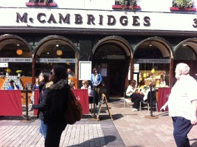 McCambridges, Shop Street, Galway. Photo by Rachael Hussey