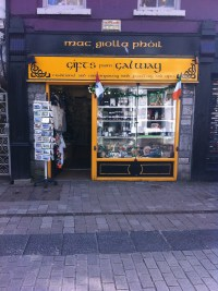 Gift of Galway, Shop Street, Galway. Photo by Rachael Hussey