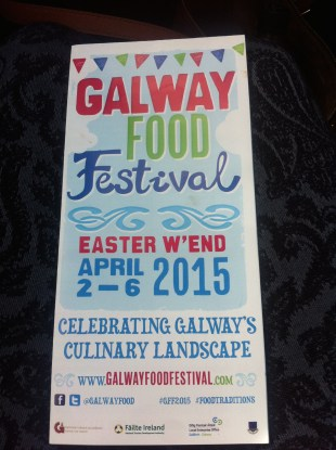 Galway Food Festival, Easter Weekend 2015. Photo by Rachael Hussey